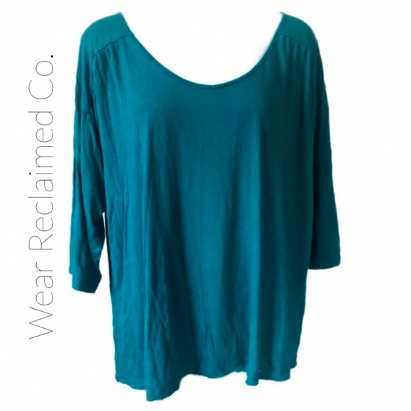 🛍 3/$30 | OLD NAVY Teal Plus Sized Tunic. …